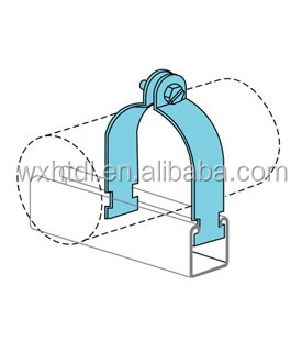 GI Steel Pipe Clamp