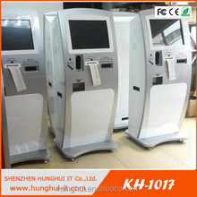 Standing Restaurant Billing Machine ; Restaurant Self-payment terminal with bill payment