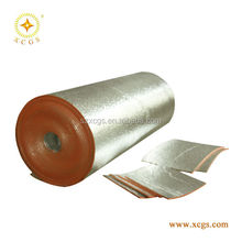Hot reflective aluminum foil xpe foam building materials heat insulation material suppliers under metal roof