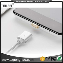 High quality 2.4A Magnetic Micro Usb Data Cable for Samsung Android