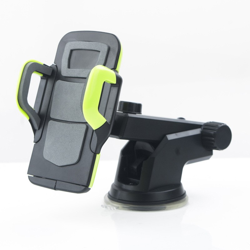360 Rotating Flexible Car Mount Cell Phone Holder Stand Car Accessories for smart phone windshield mount