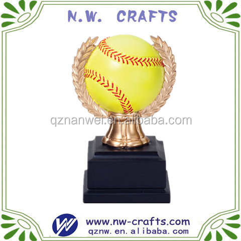 Football awards trophy cup resin souvenirs