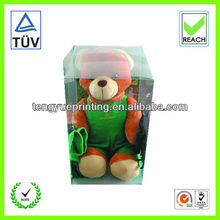 baby doll plastic packaging boxes/plastics boxes for toys/sex toy boxes