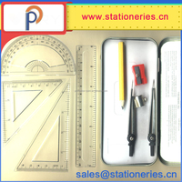math set mathematical instruments compass set