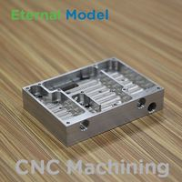 CNC Machined Parts Aluminum Fabrication Aluminum