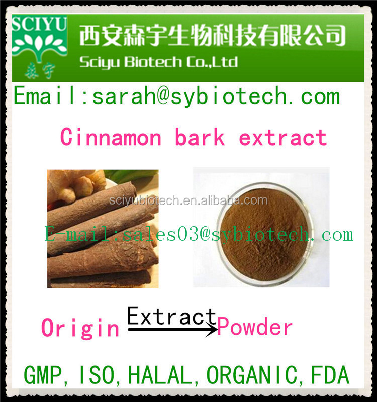 High Quality and Factory Supply Cinnamon Bark Extract Flavone 5% 10%