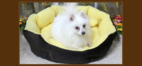 Custom high quality made cheap durable dog pet bed