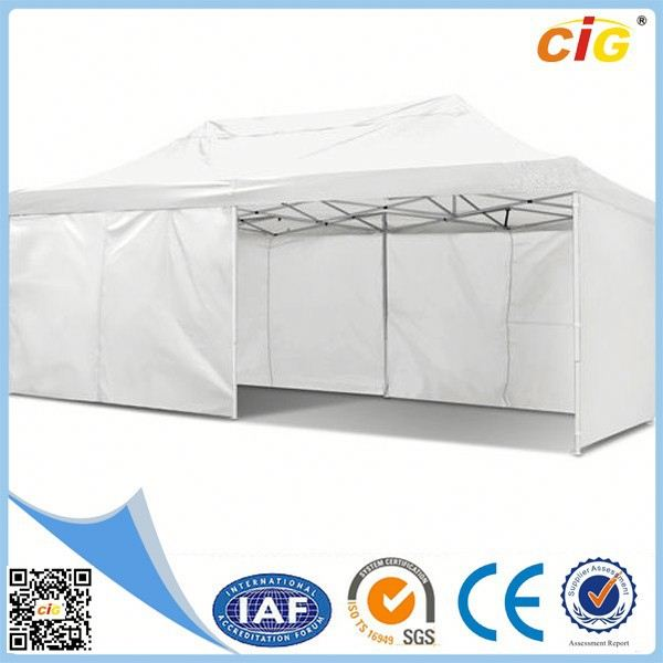 Factory Price Attractive 3x4m polycarbonate sunshade gazebo pavilion