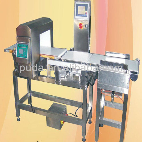 Checkweigher and Rejecter