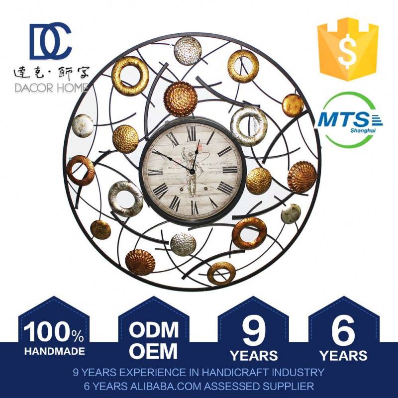 New Pattern Direct Factory Price Tailored Brass Clock Bezel
