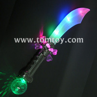 Skull Light Up Pirate Ball Sword