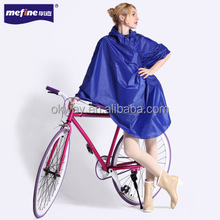 Rain Poncho Polyester Bicycle Thick Raincoat Professional Bicycle Raincoat