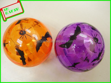 bat printing Halloween bouncing crystal ball