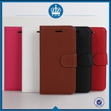 LZB new arrival!flip leather wallet case for iphone 5c