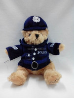 Police teddy bear for kids / Stuffed police teddy bear non-toxic stuffed soft baby teddy bear toys