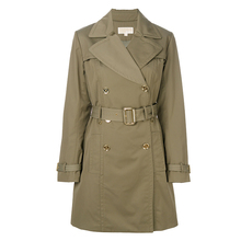 New Fashion Classic Overcoat Long Double Breasted Trench Coat Design Winter Coat women