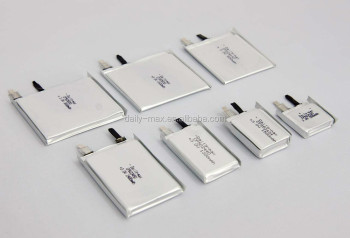soft-pack lithium battery CP502440 CP042922
