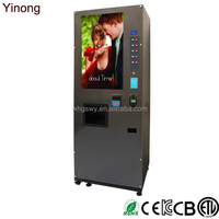 Hot sell Standing Coffee dispenser coin/Bill/ IC card operated machine