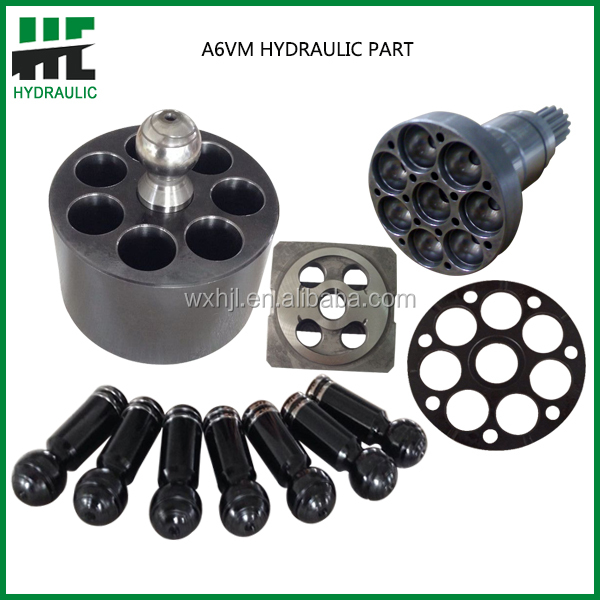 Wuxi Hydraulic A6VM series rotary motor assembly kit hidraulico