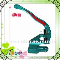 Hand press riveting machine