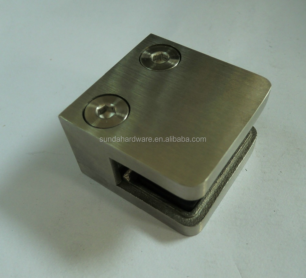 Cheap Glass Clamp For Glass Handrail And Balustrades