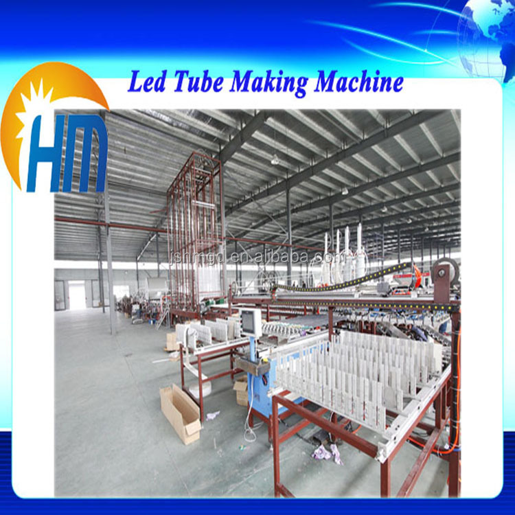 smd led soldering machine plastic tube sealing machine manufacturing line