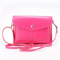 Fashionable girl bag Universal PU Leather 4 layers Mobile Phone carring Bag & Pouch & Purse for cell phone