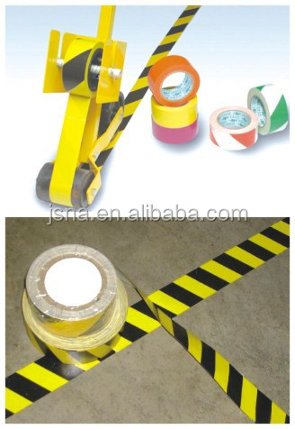 SGS Certified multiple color road sign striped marking tape