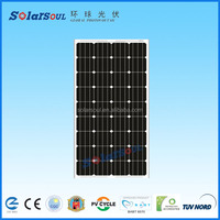 solar panel production line Chinese manufacturer supply mono solar panel 150w cheap price