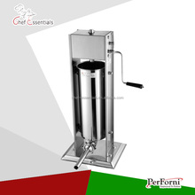 PK-ZL-TV3L PERFORNI Four size stuffing tubes household hand sausage filler for food processing