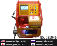 Cheapest English NC key cutting machine auto locksmith tool auto K3 key copy cutting machine(A6) /081046