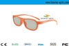 TV Circular Polarized 3D Glasses for people enjoyable, light frame for adults
