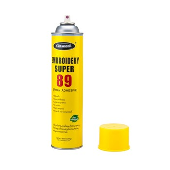 Temporary Repositionable Fabric Adhesive Glue Spray
