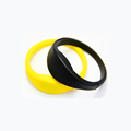 Recycle Programable Reusable 13.56MHz RFID Wristband