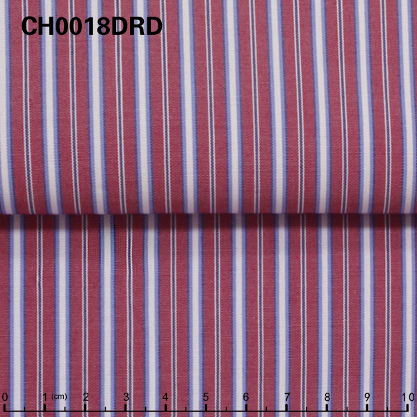 stock cotton poplin fabric