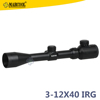 MARCOOL 3-12X40 EG Etched Riflescope With Plex Red Dot