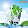 RIGWARL Cool Unisex Cycling Gloves Men Sports Half Finger Anti Slip Bike Gloves With GEL Breathable Pads