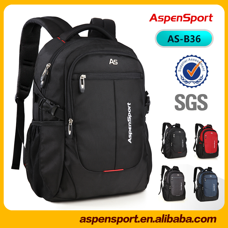 1680D polyester laptop backpack sport backapck with high quality