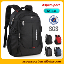 wholesale 1680D polyester laptop backpack sport backapck with high quality