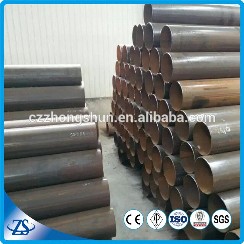 API 5l X52 1/2inch ERW carbon steel pipes for crude oil