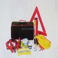 Auto Roadside Emergency Safety Kit, Car Repair Tool Kit, Car Tools for Emergency