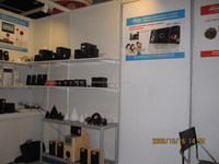 shelves braket and pannels for shell scheme booth,assesories and materials for exhibition