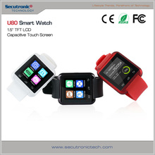 Wholesale Price Cheap 1.5 Inch Touch Screen Bluetooth U18 Smart Watch