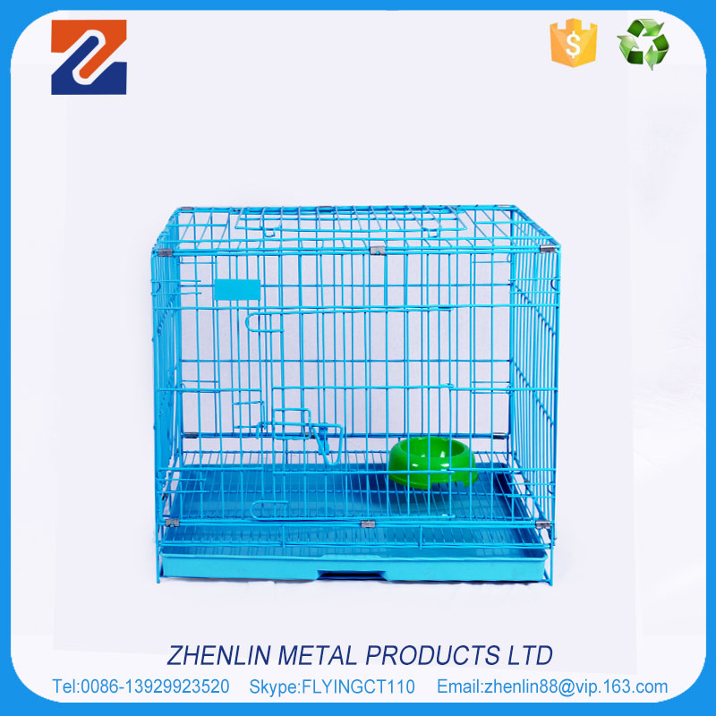 Factory wholesale wire square tube dog cage