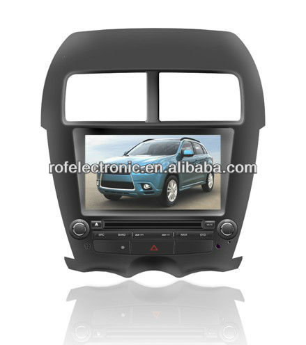 HD touch screen Car DVD for ASX,Peugeot 4008,citroen new C4