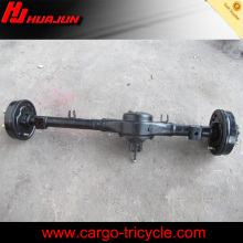 3 wheel cargo trike motorcycle/three-wheel motorcycle rear axle