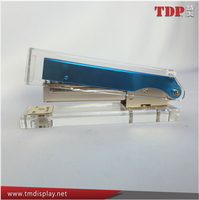 China factory wholesale acrylic innovative custom decorative staplers