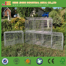 galvanized welded gabion wire mesh/ gabionbox/gabion basket for sale(high quality,manufacturer)