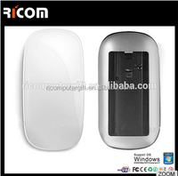 Simple Design White Wireless Magic touch Mouse For Apple Mac --TM8200