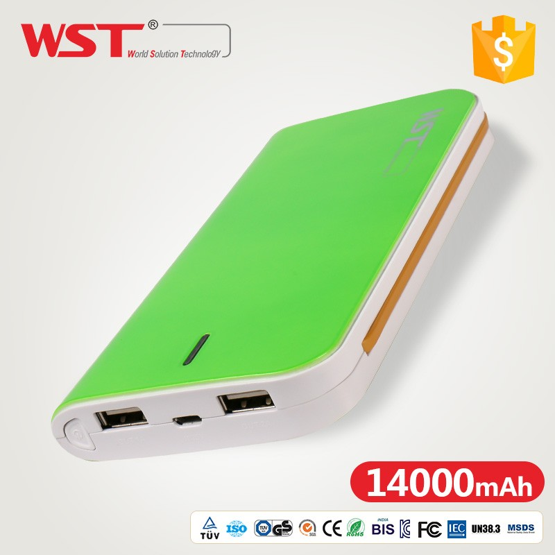 WanshunTong 17 years manufacturers A18 direct sale electronic gift power bank